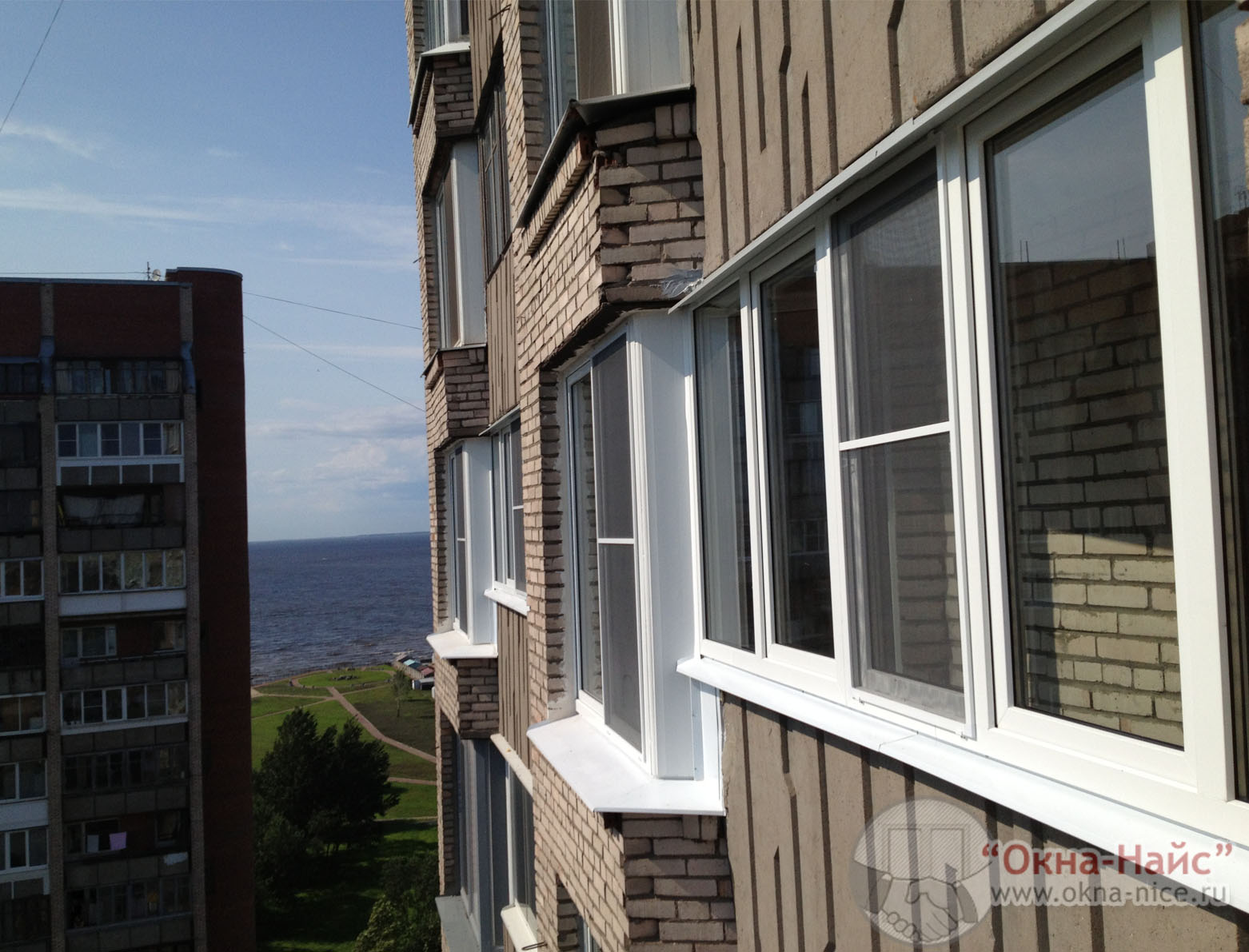 Остекление балконов и лоджий цена купить узнать